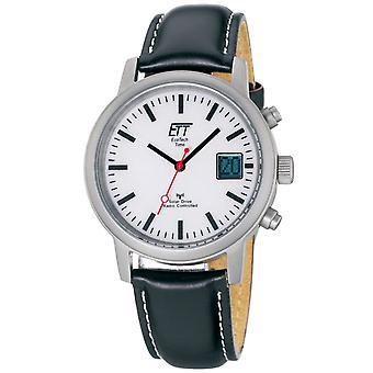 Mens Watch Ett Eco Tech Time EGS-11185-11L, Quartz, 40mm, 5ATM