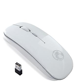 Wireless Mouse  Bluetooth 5.0,  Computer Silent Usb Rechargeable Ergonomic