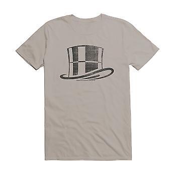 Monopoli Top Hat Icon t-paita