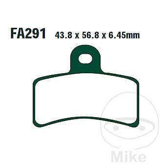 EBC FA - Organic Brake Pads (FA291)