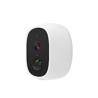 HD 1080P 6000mA Baterie Napájení Kabelové WiFi IP Bezpečnostní Kamera Baby Monitor PIR