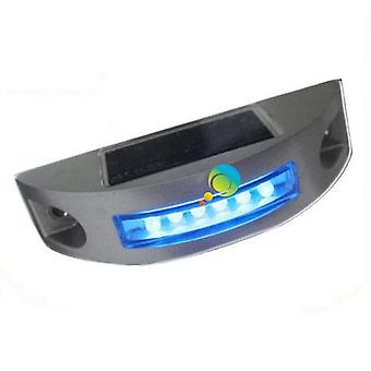 Ip68 Flash Mode Semicircle Road Reflector Led Solar Power Aluminum Light Road