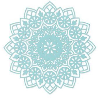 Sizzix Thinlits Die - Mandala 664882 Eileen Hull