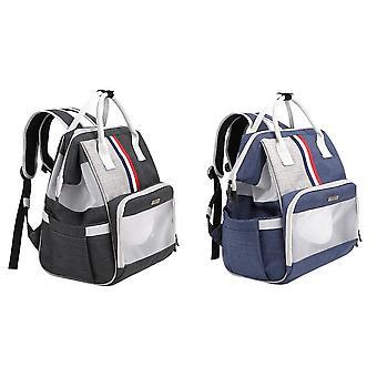 Bolsa de viaje para porta mochilas para mascotas diseñada para viajar caminando al aire libre