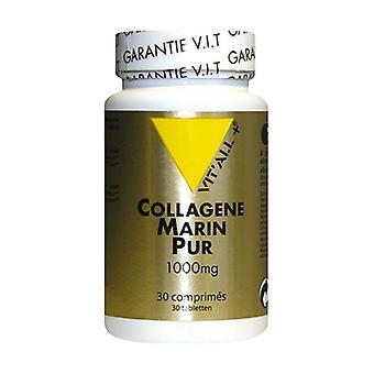 COLLAGENE MARIN PUR 1000mg 30 tablets (Vanilla)