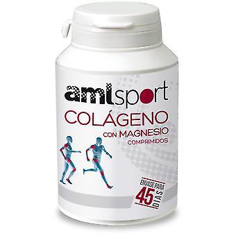 Amlsport Colágeno + Magnesio 270 Comprimidos