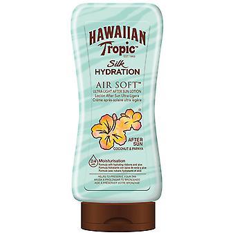 Hawaiian Tropic Lotion Hydratante Après Soleil Silk 180 ml