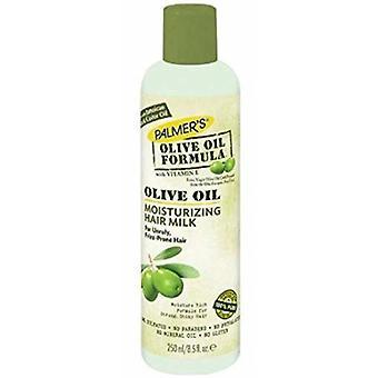 Palmers olivenolje hårmelk 250 ml