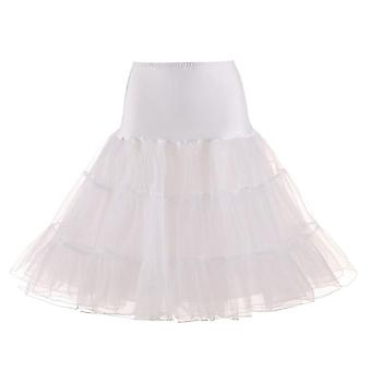 Women's High Waist Mesh Tutu Skirt, Ballet Skirt