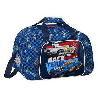Sports bag Hot Wheels Blue (23 L)