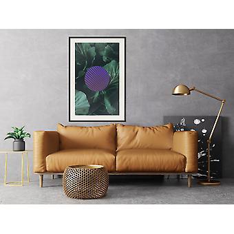 Pôster - Em um matagal de folhas-40x60
