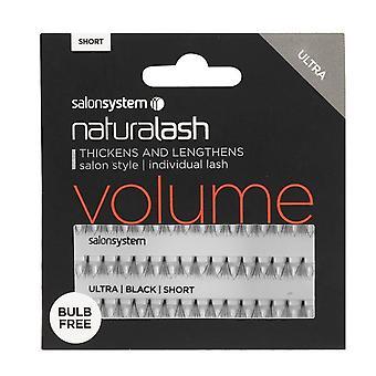 Salon System Naturalash Individual Lash - Ultra Short