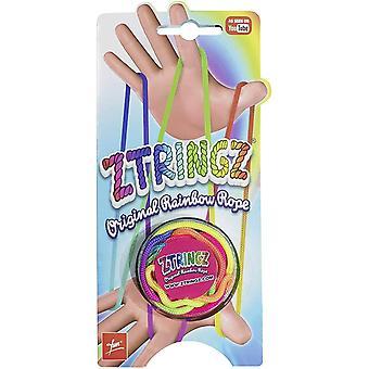 FengChun 4752 Fadenspiel Fingerspiel Geschicklichkeitsspiel, Mehrfarbig