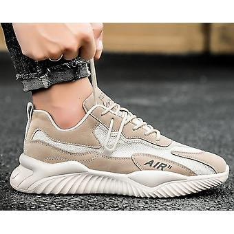 Men Fashion Mesh Casual Vulcanize Shoes