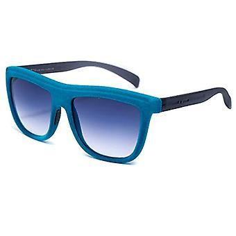ITALIË ONAFHANKELIJK 0095V-027-000 Zonnebril, Blauw (Azul), 55.0 Vrouw