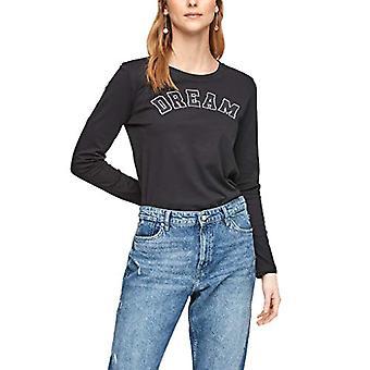 s.Oliver 120.10.102.12.130.2060861 T-Shirt, 99d3, 38 Donna