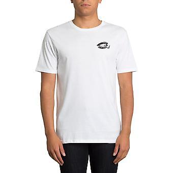 Volcom Ladies Night Short Sleeve T-Shirt in White