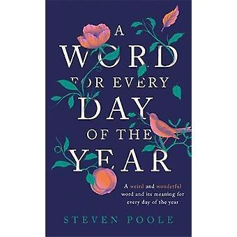 Un mot pour chaque jour de l'année