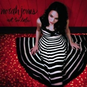 Norah Jones - Niet Te Laat CD