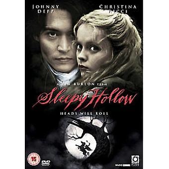 Sömnig ihålig DVD