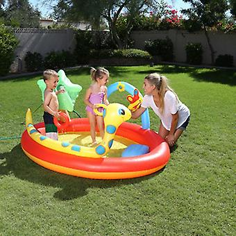 Summer Outdoor Inflatable Castle Inflatable Ocean Ball Paddling Pool Kids