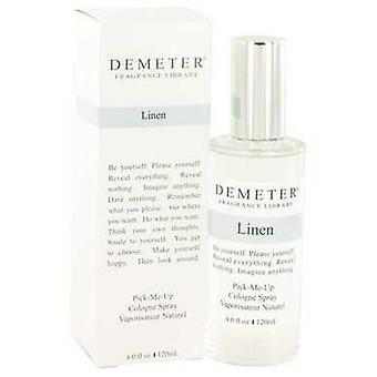 Demeter Linen By Demeter Köln Spray 4 Oz (naiset)