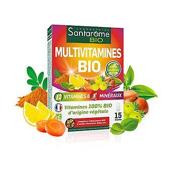 Organic Multivitamin 15 capsules
