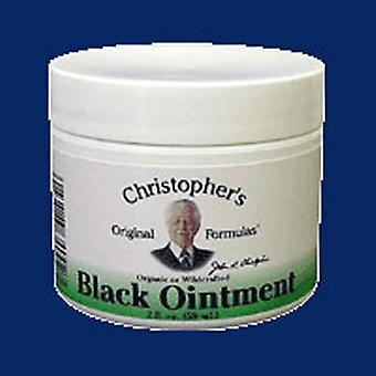 Dr. Christophers Formulas Ointment Black Drawing, 2 oz