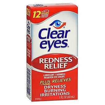 Clear Eyes Clear Eyes Redness Relief Drops, 1 oz