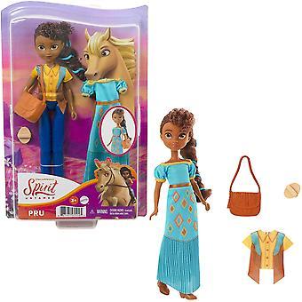 Spirit Untamed Pru Doll and Fashion