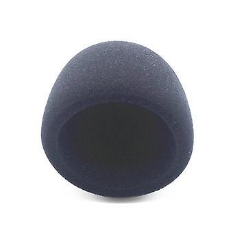 Mavi Yeti için Köpük Mikrofon Ön Cam