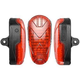 Winnes GPS Positioning Tracker + Bike Tail Light Design, Battery-Powered Waterproof TKSTAT GPS