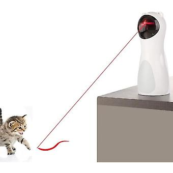 Cat Laser Toy Automatic,interactive Toy For Pet - Usb Charging