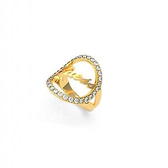 Guess jewels new collection ring ubr20050-54