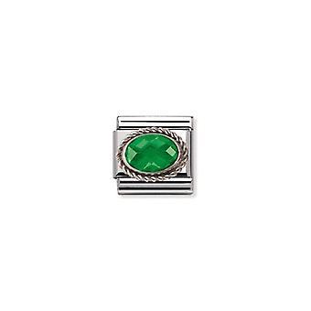 Nomination Italia collegamento componibile pietra verde 330604_027