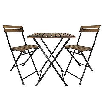 Bistro Set Garden Table Chair Set