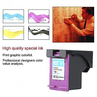 New Non-oem Ink Cartridge For Hp 61xl/61 For Officejet J110a J210a