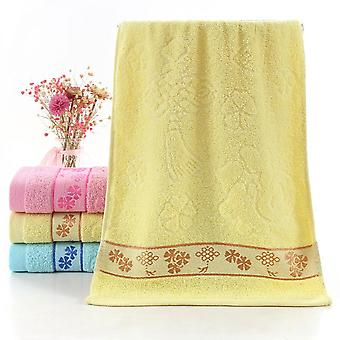 Gaoyang Factory Spot Cotton Towel Household Adult Thickened Absorbent Facial Wash Towel Gift Towel