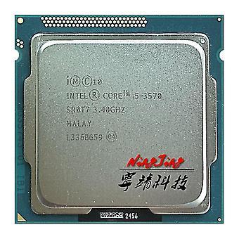 Intel Core I5-3570 I5 3570 3,4 GHz-es négymagos processzorprocesszor