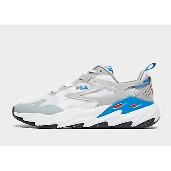 New Fila Men's Ray Tracer Evo Classic Trainers from JD Outlet White