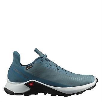 Salomon Womens Trail Shoes Ladies Trail Running Sports Lace Up Trainers