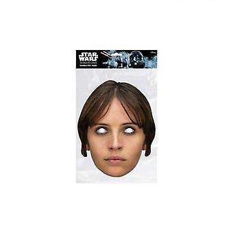Star Wars Rogue jedna maska Jyn kwestiach