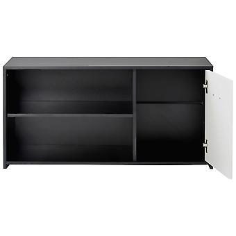 Modern Tv Unit Cabinets With Shelving For Flat Screen Tv