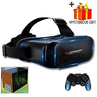 3D glasses 3d vr headset virtual reality smart glasses helmet for smartphones mobile cell phone with
