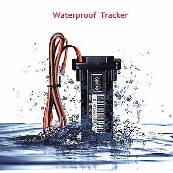 Vodotesný gps tracker vozidla v reálnom čase Lokátor GPS / gsm Globálne sledovacie zariadenie v reálnom čase pre auto