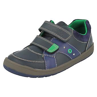 Boys Clarks Casual Shoes Maltby Pop