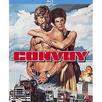 Convoy (1978) [BLU-RAY] importación de Estados Unidos