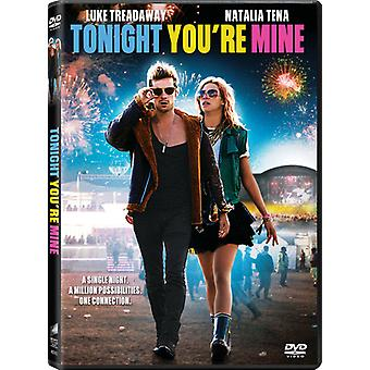 Stasera importare You're Mine [DVD] Stati Uniti d'America