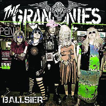 Grannies - Ballsier [CD] USA import