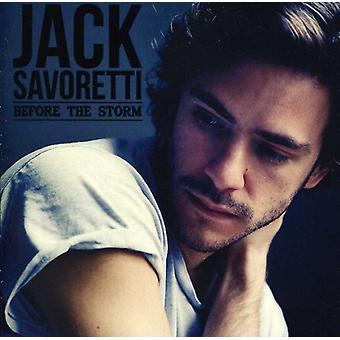 Jack Savoretti - Before the Storm [CD] USA import